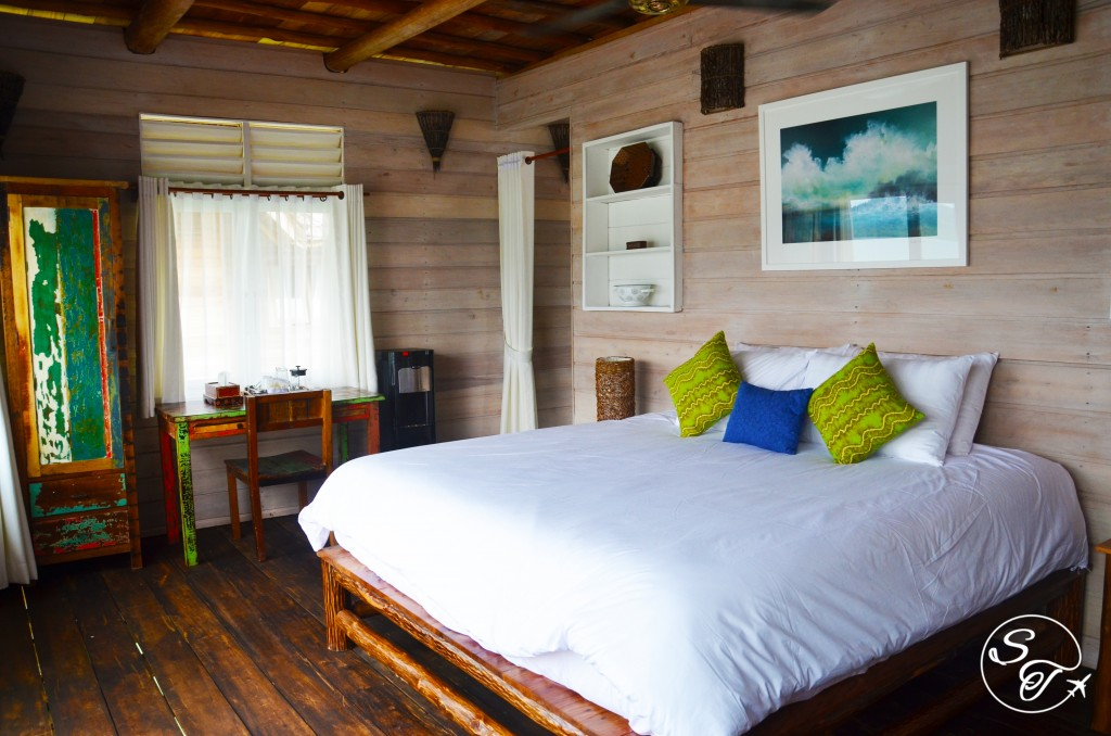 Bedroom at Telunas