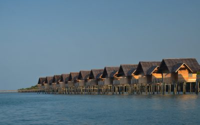 Time Stands Still at Telunas Resorts Private Island
