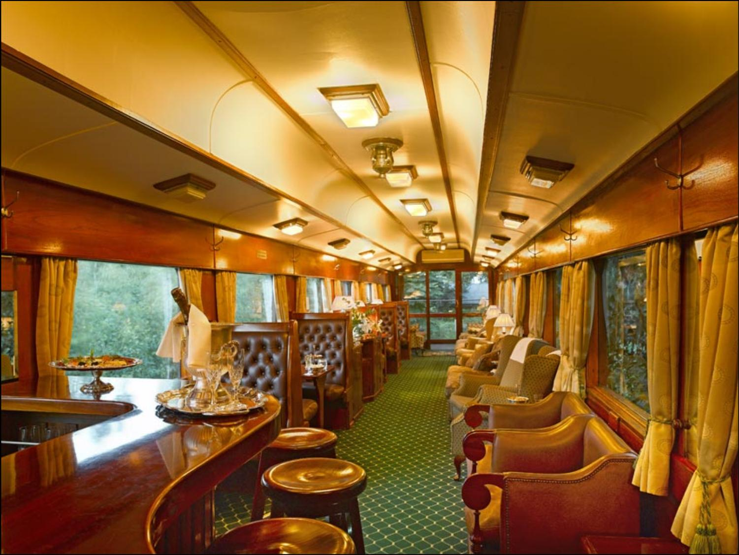 Luxury Train Travel At Its Best - Seriously Travel