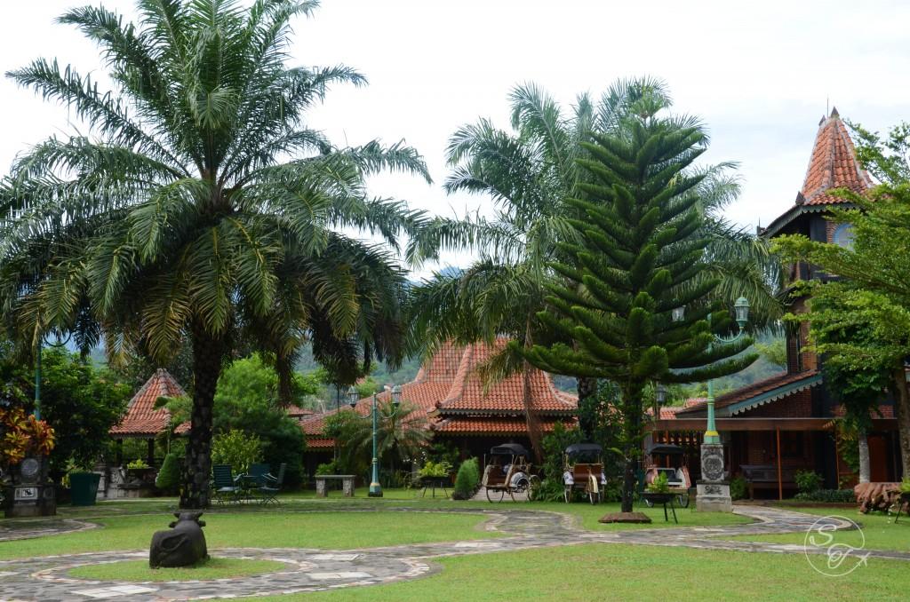 Joglo Solo traditional Javanese villas