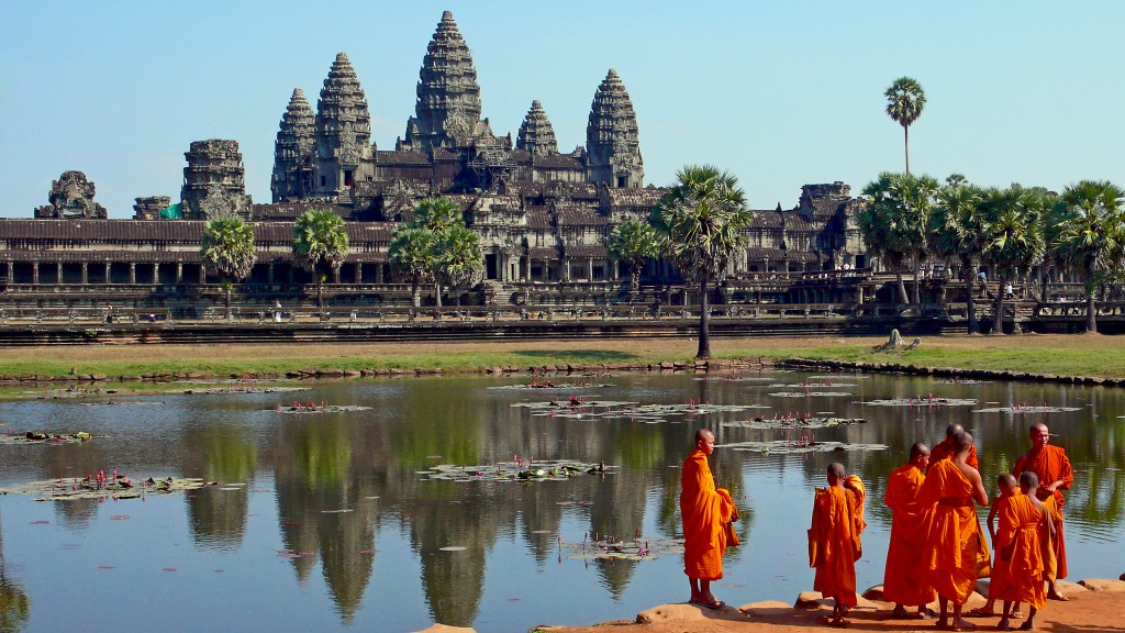 Must See Attractions in Asia