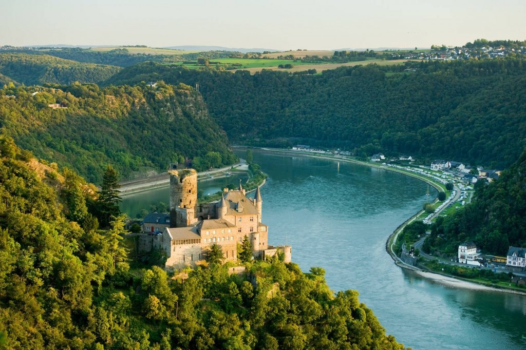 Exploring The Cities Along The Rhine