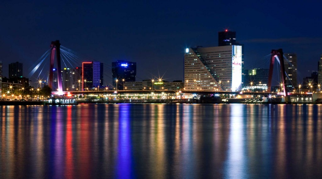 Rotterdam-skyline - holland.com