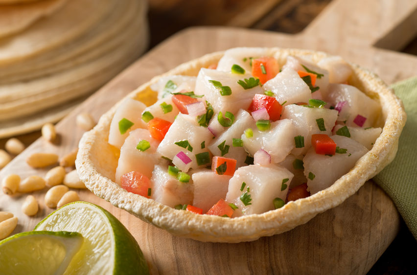 Gastronome Wednesday ~ Ceviche