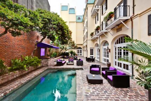 Boutique At Its Finest At Hotel Le Marias