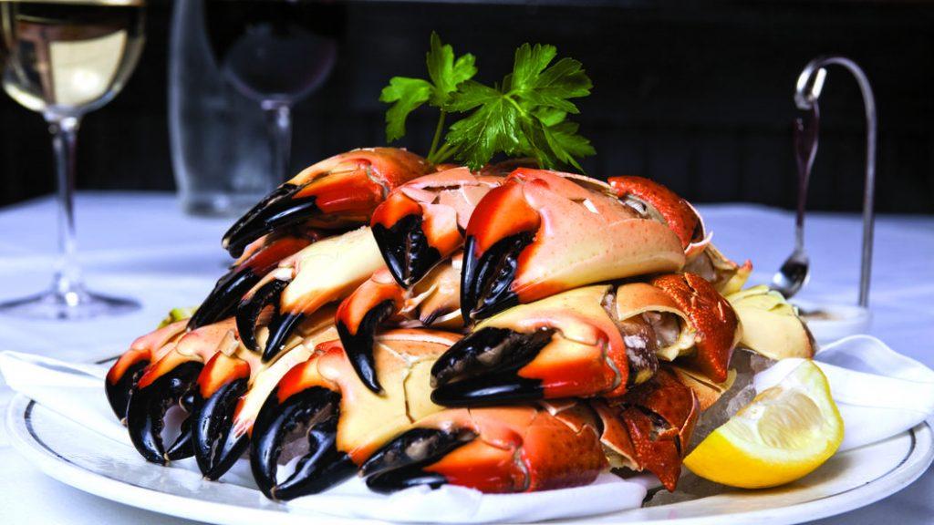 Gastronome Wednesday ~ Florida Stone Crab