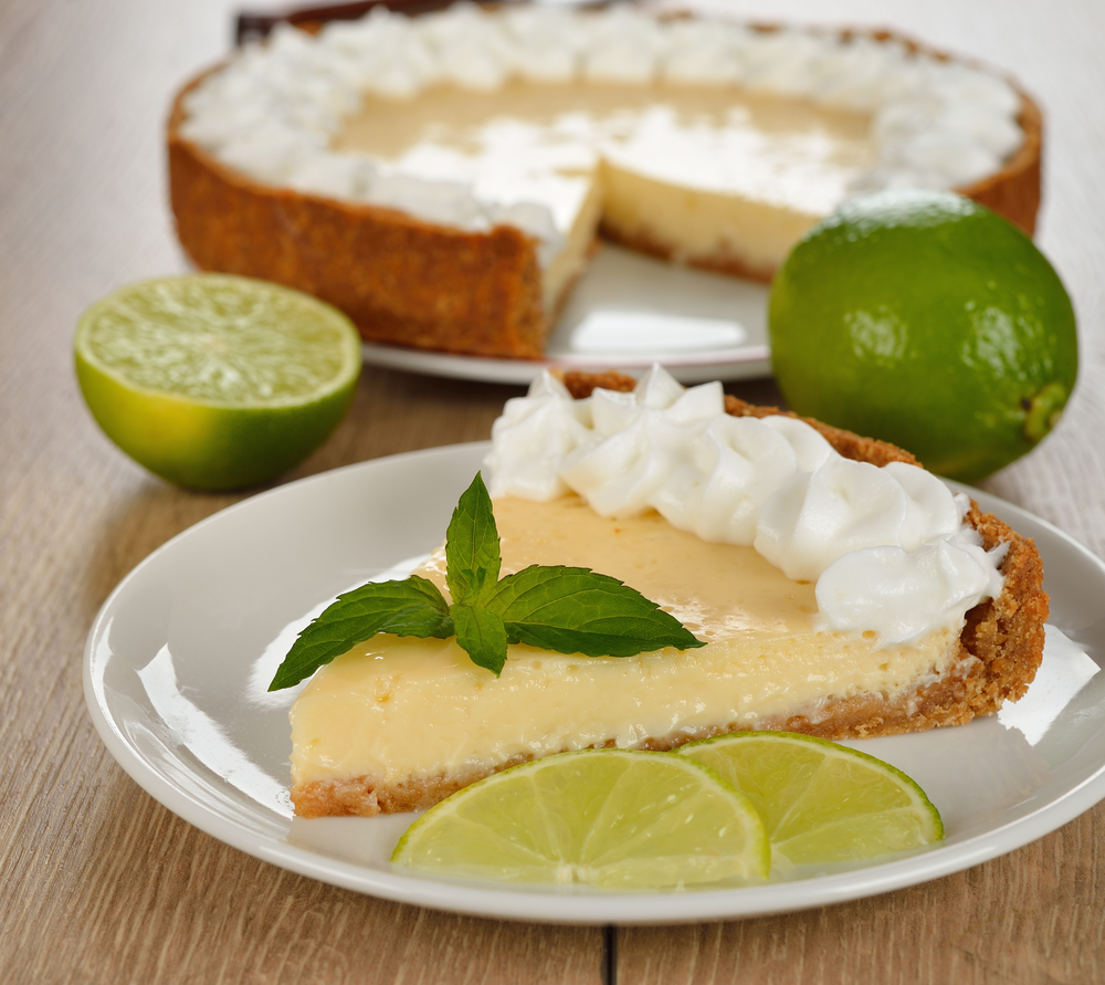 Gastronome Wednesday ~ Key Lime Pie