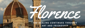 The Healing Continues Through Art and Friendship