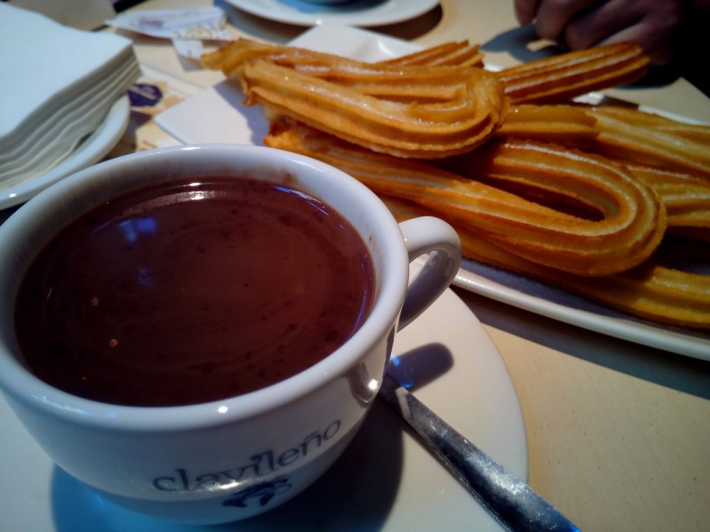 Gastronome Wednesday ~ Churros