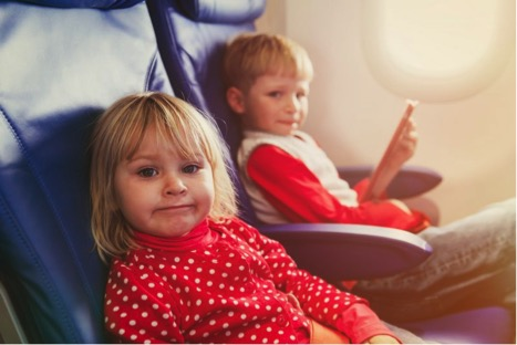 Tips for Surviving a Long Haul Flight with a Child