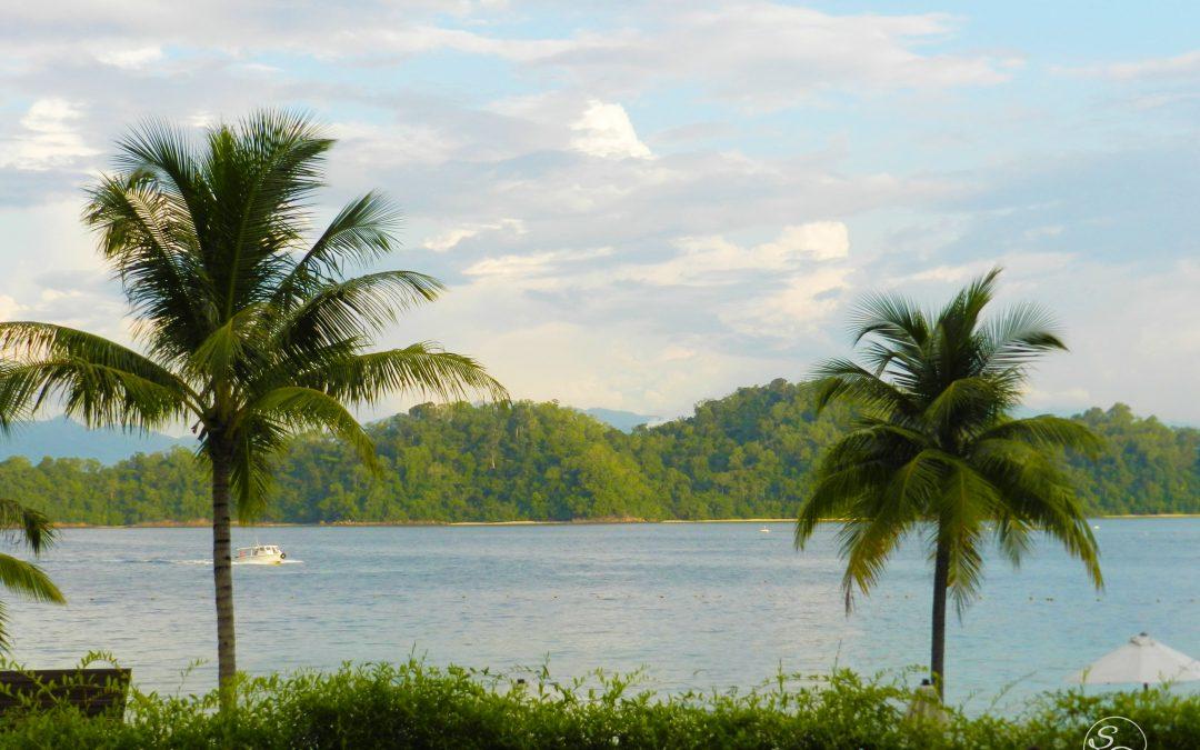 Paradise at Gaya Island Resort Kota Kinabalu, Sabah