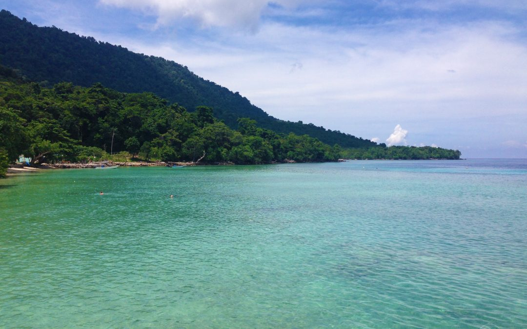 The Tranquil Beauty of Sabang, Indonesia