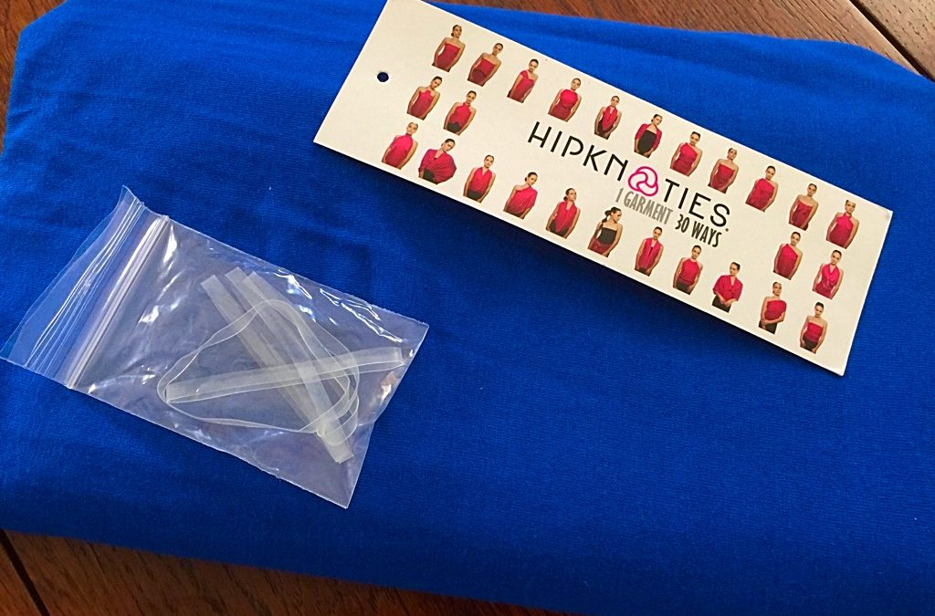 HipKnoTies – Every Female Traveler Needs this Versatile Garment!
