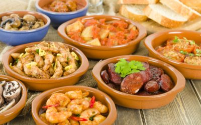 Gastronome Wednesday ~ Tapas
