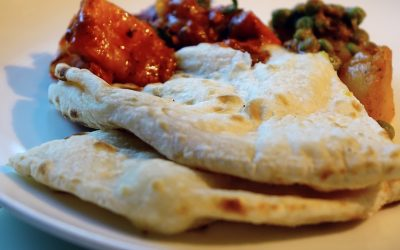 Gastronome Wednesday ~ Naan