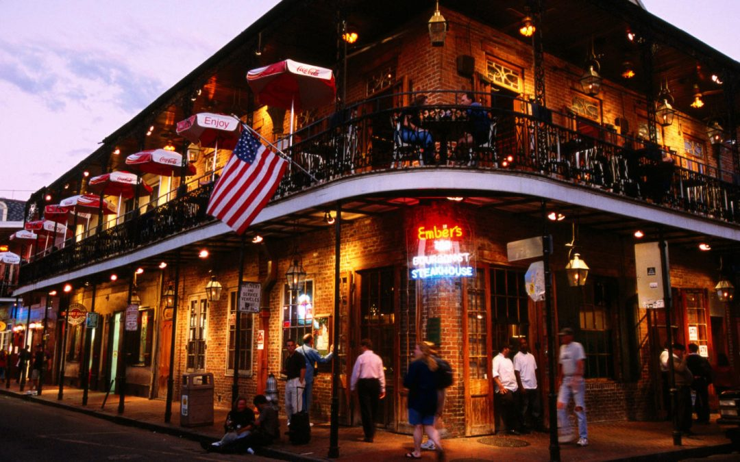 New Orleans ~ That And More!