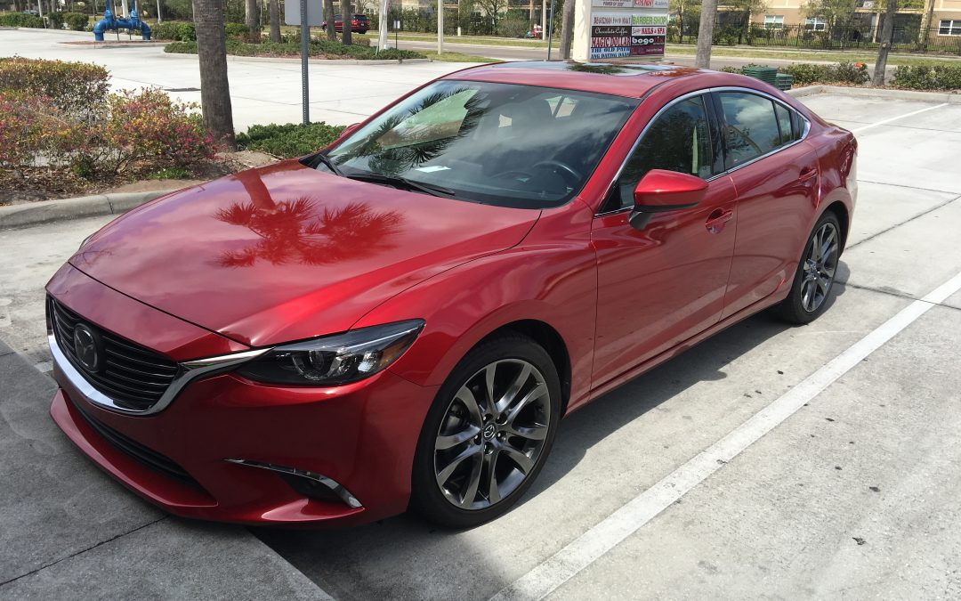 2016 Mazda6 i Grand Touring – My Love Affair With A Car