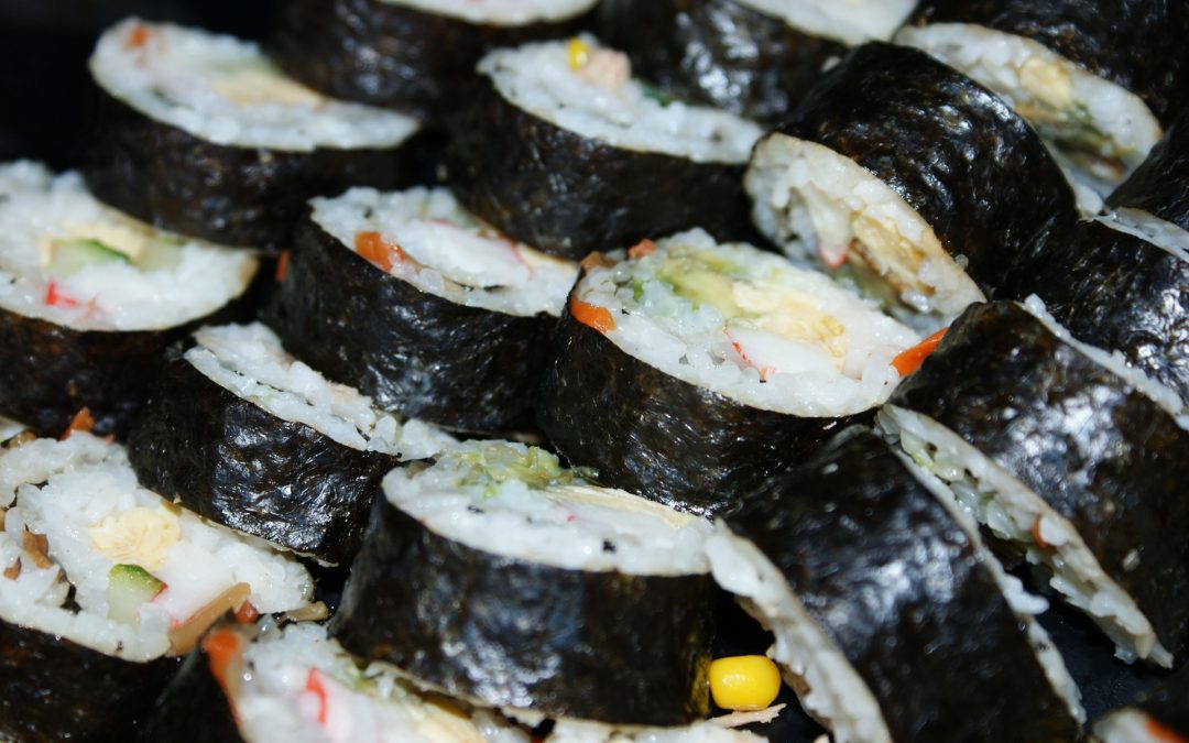 Gastronome Wednesday ~ Sinfully Good Sushi