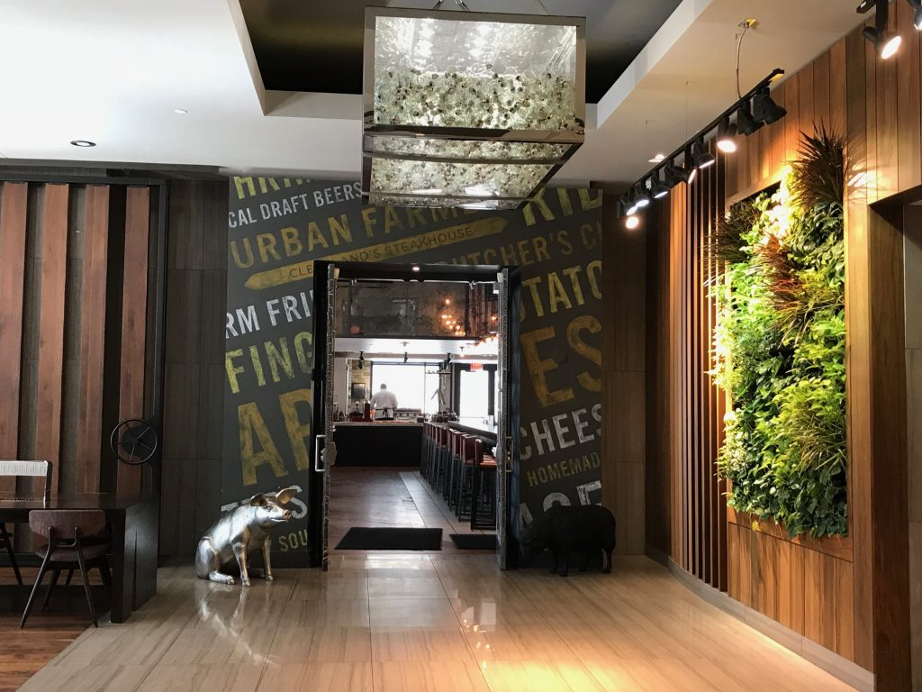Urban Farmer Steakhouse – One Of Cleveland's Hidden Gems