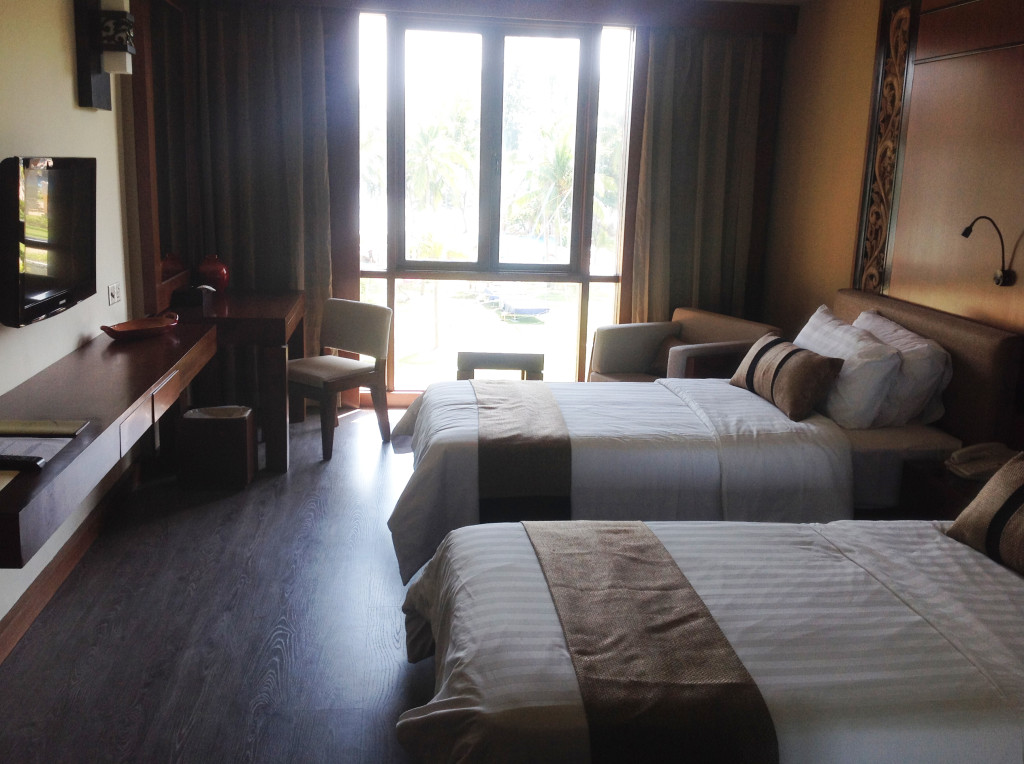 Double room at Nirwan