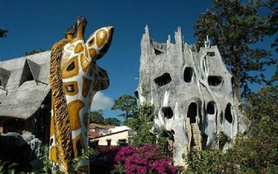 Weird and Wonderful Hotels Around the World