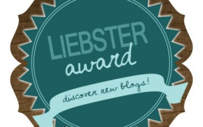 We've been nominated for the Liebster Award!