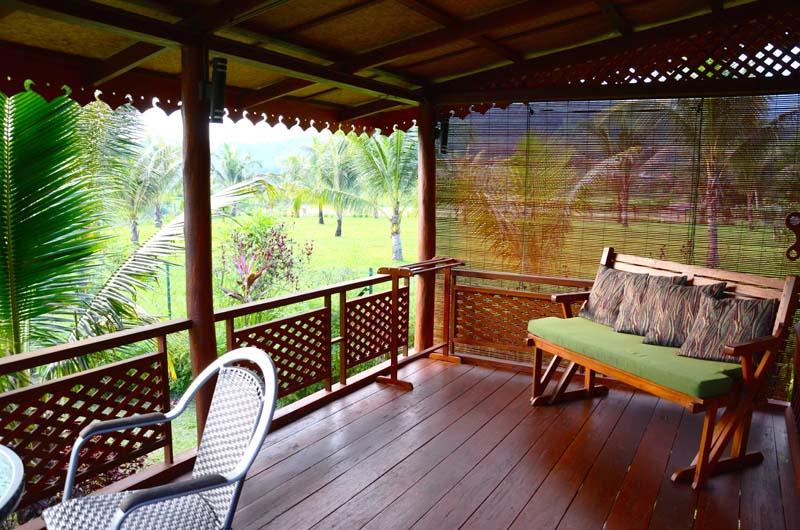 Porch Garden House