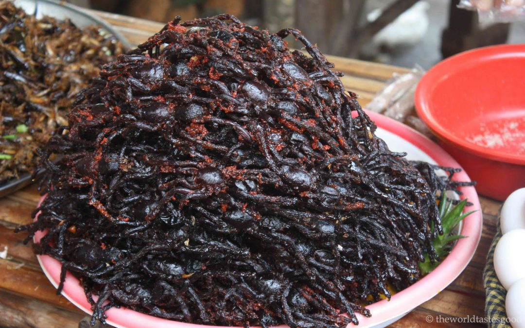 6 Strange Delicacies of Asia