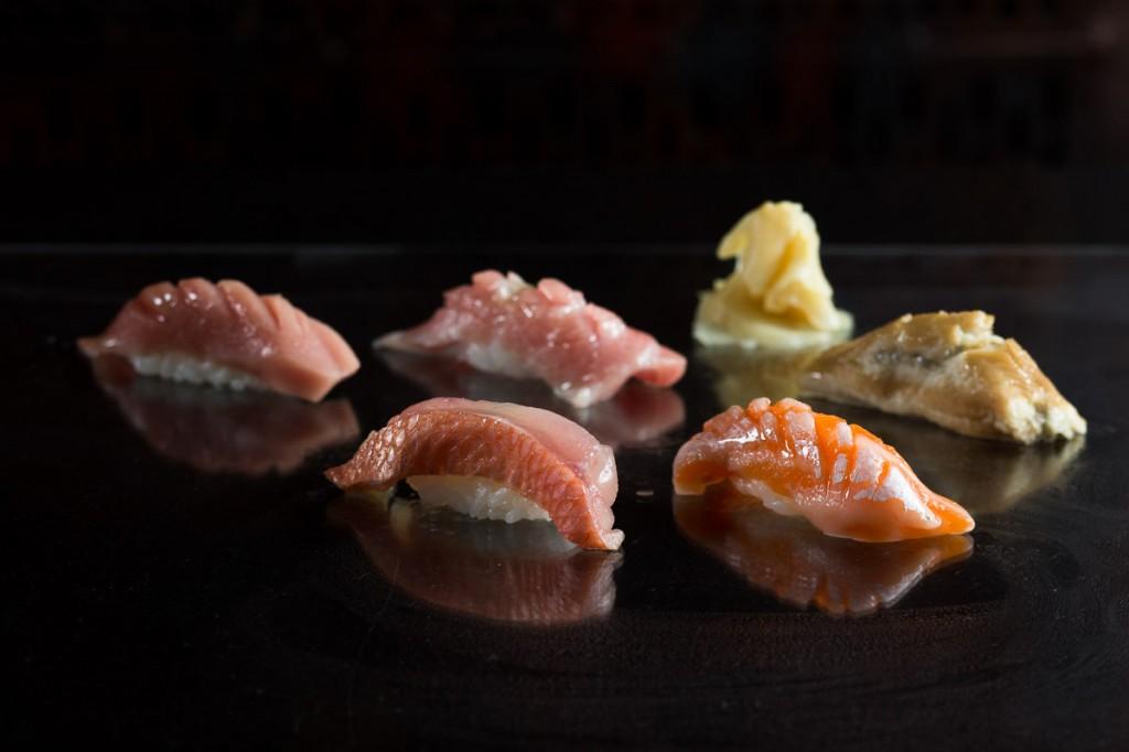 Ikyu sushi