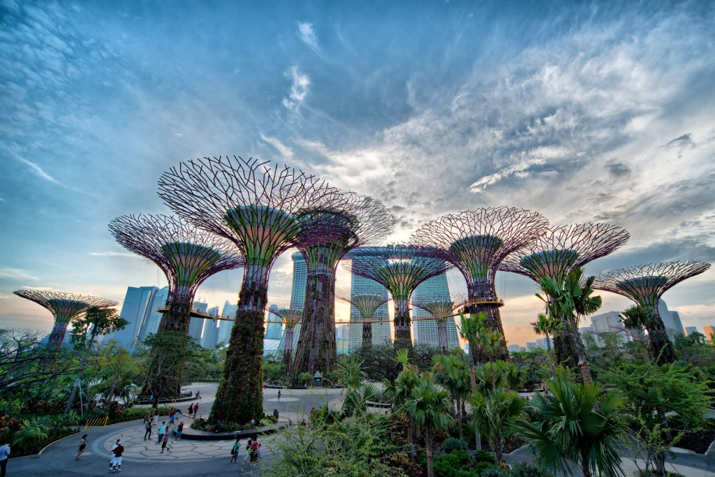 Inspiration Friday ~ Singapore