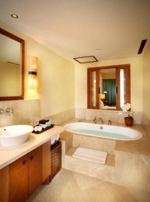 Bathroom at Santosa