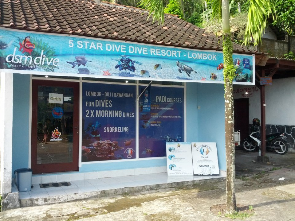 Photo credit: DSM Dive Lombok