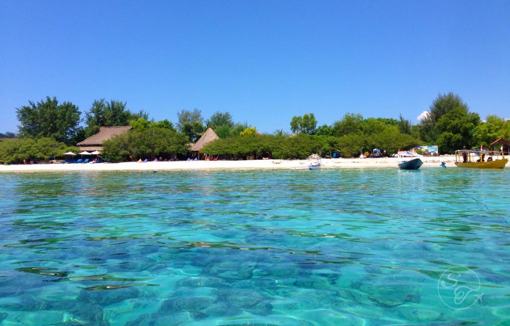 Snapshot Monday ~ Waters of Lombok
