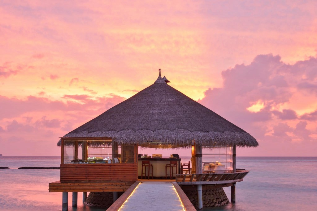 Maafushivaru – A Floating Dream