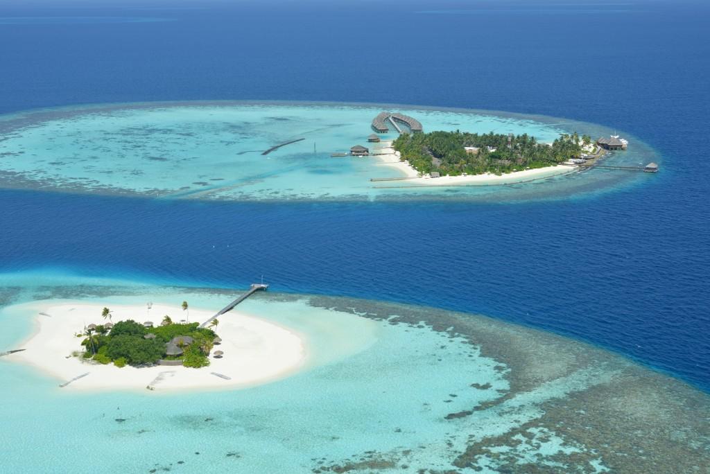 Inspiration Friday ~ Maldives Atolls