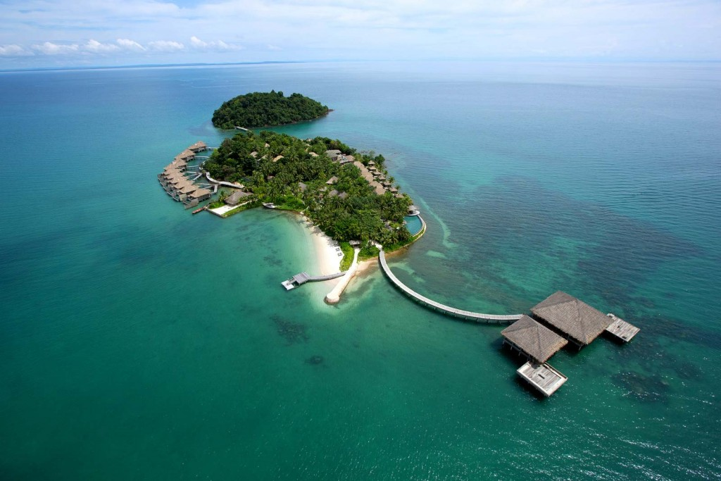 Romantic Resorts in Southeast Asia
