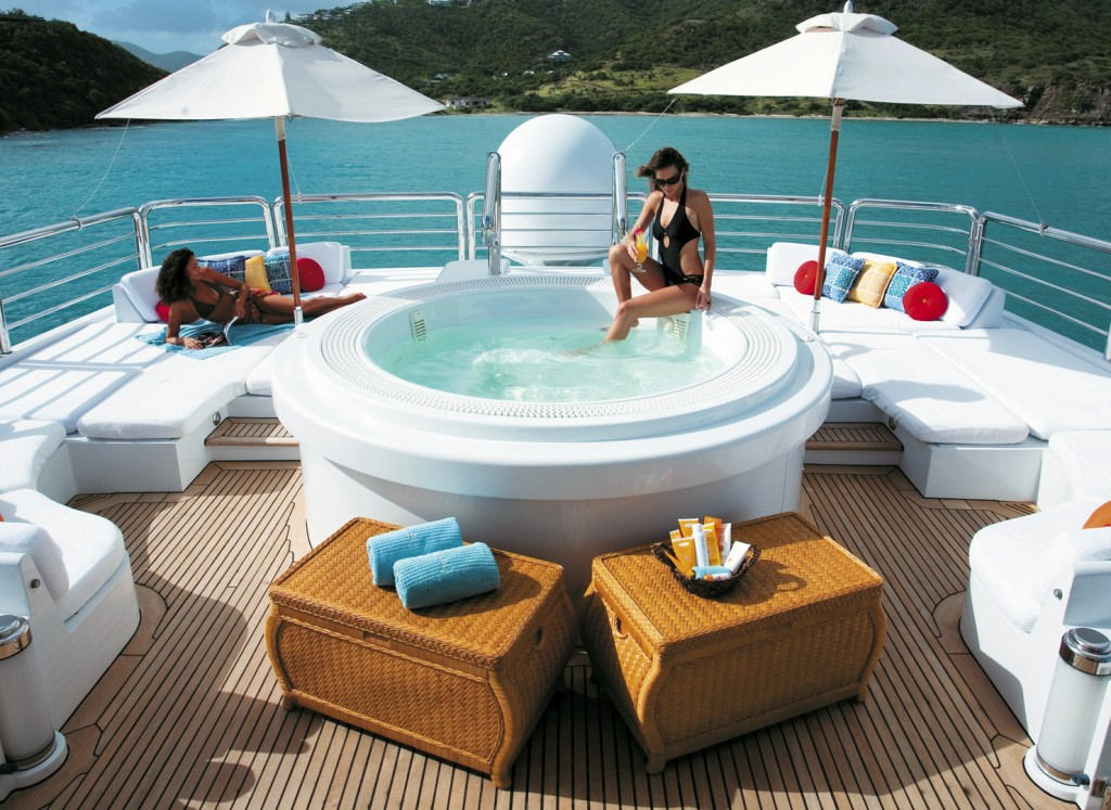 Private Yacht For Your Honeymoon