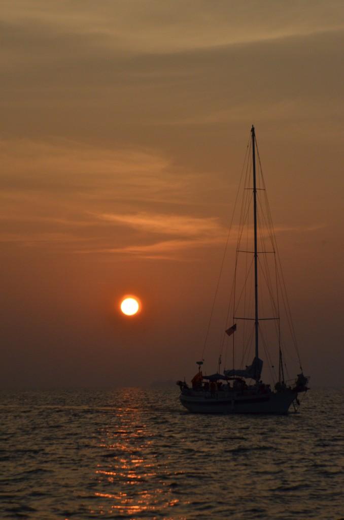 Snapshot Monday ~ Sailing