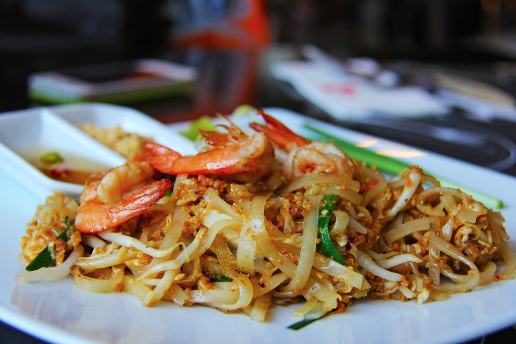 Gastronome Wednesday ~ Pad Thai