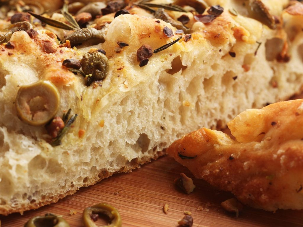 Focaccia - Heavenly Italian Bread