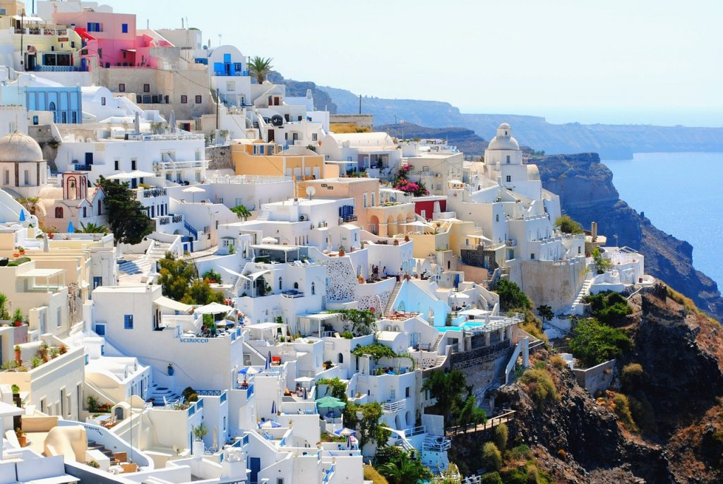 Inspiration Friday ~ Greece
