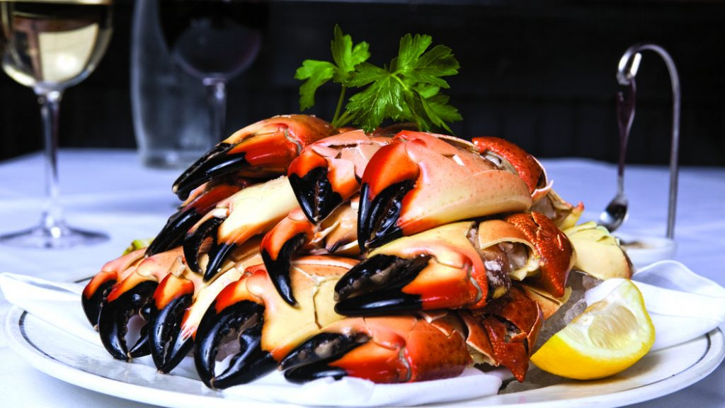 Gastronome Wednesday ~ Florida Stone Crab