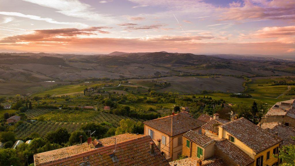 Inspiration Friday ~ Tuscany