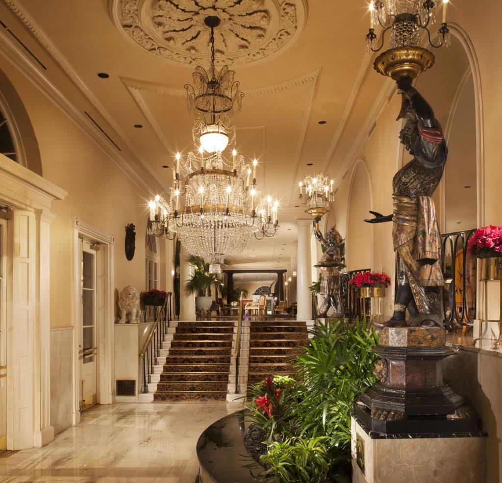 Omni Royal Orleans – A Majestic Experience
