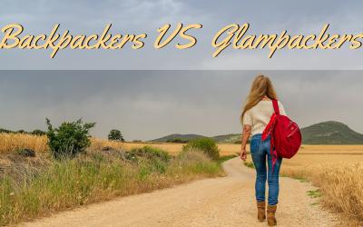 Backpackers vs Glampackers