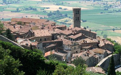 Cortona, Italy – Yes, It's As Romantic As 'Under The Tuscan Sun'!