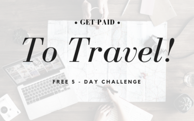 Get Paid To Travel!!
