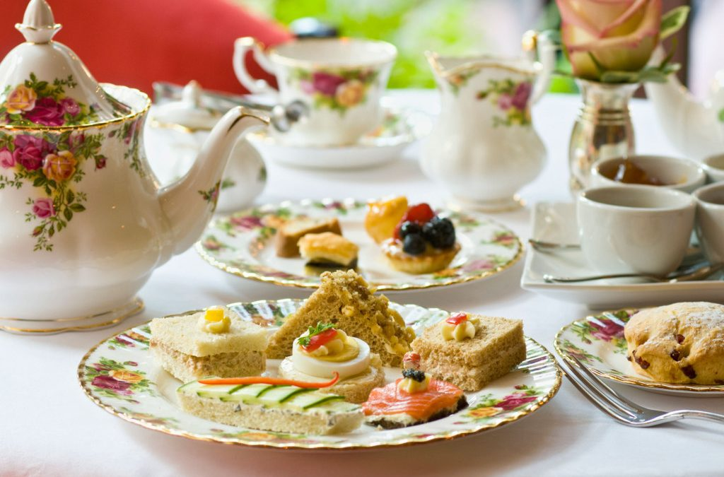 Gastronome Wednesday ~ It's Tea Time!