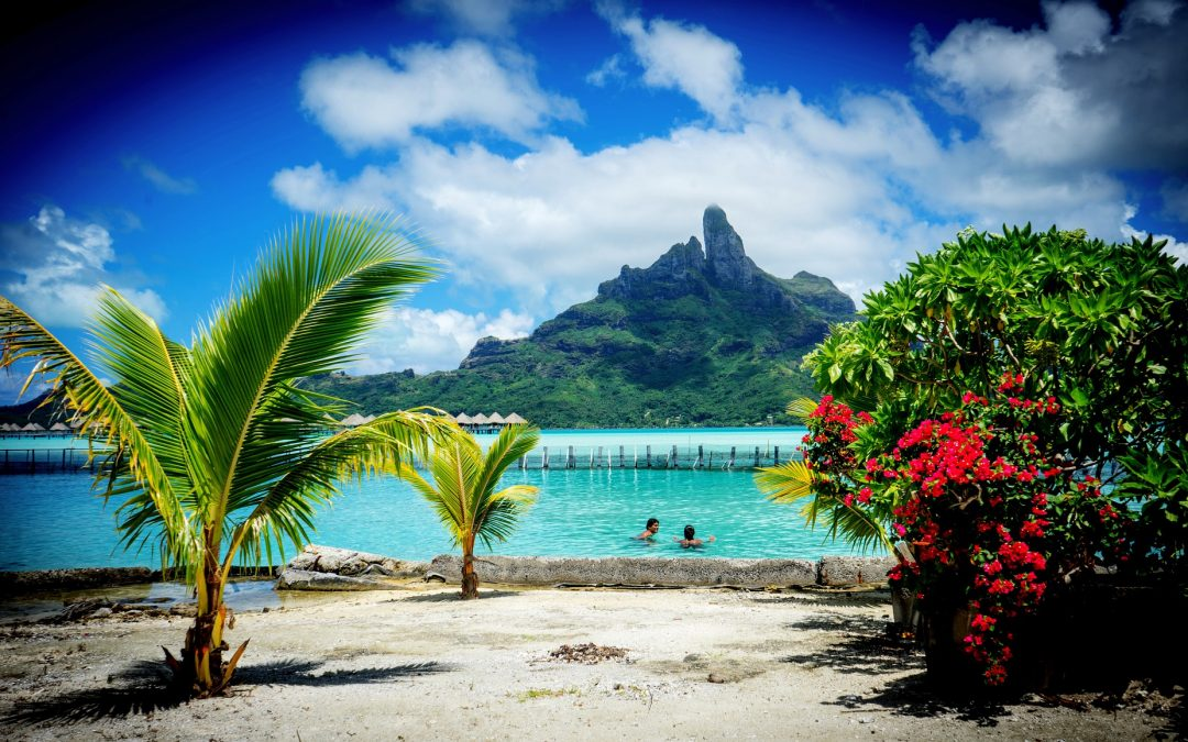 Inspiration Friday ~ Bora Bora