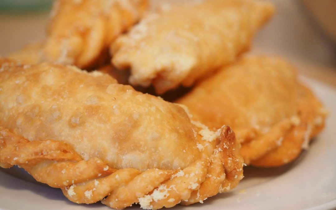 Gastronome Wednesday ~ Empanada